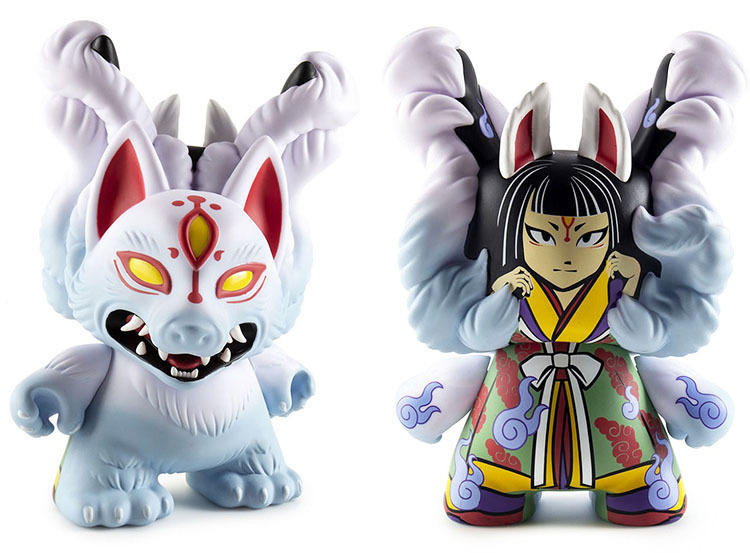"""8\"""" Kyuubi Dunny by Candie Bolton_e0118156_19231455.jpg"""