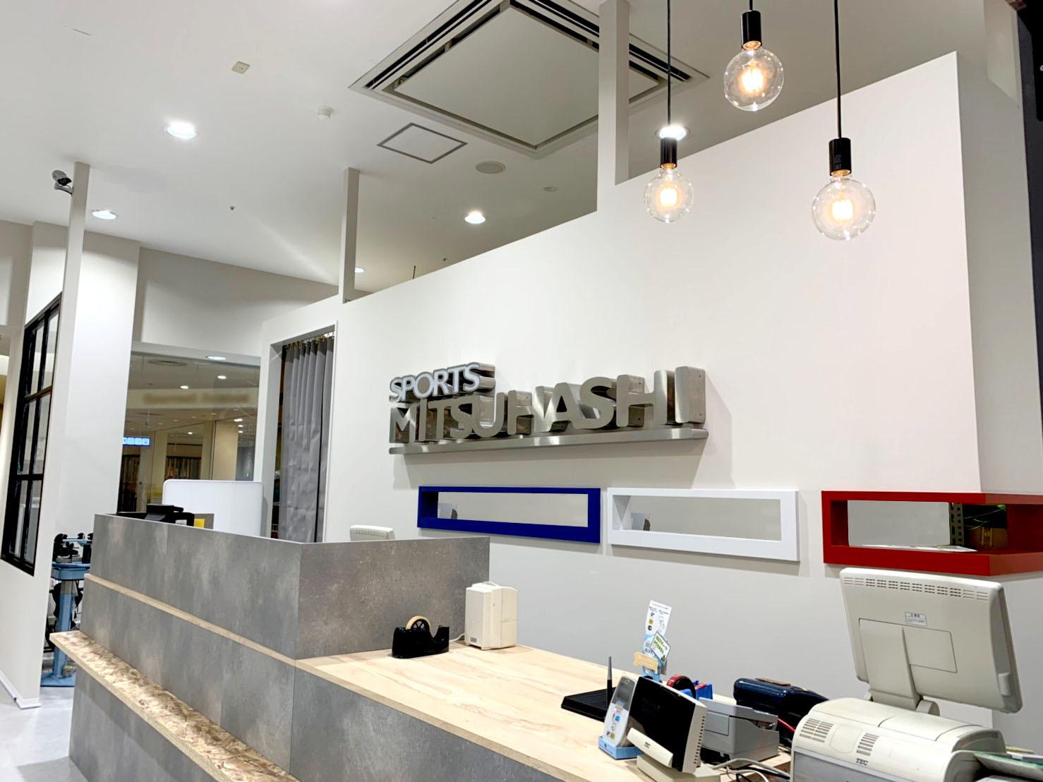 SPORTS MITSUHASHI様八尾店 現状復旧+改装工事完了!_f0300358_16393177.jpg