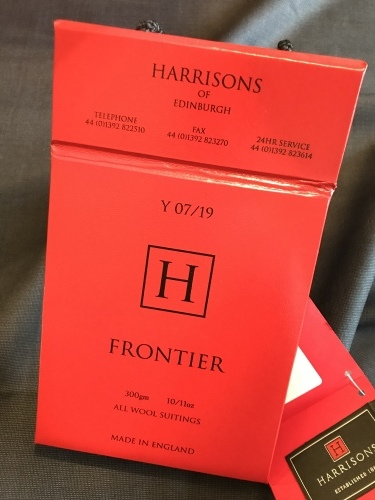 2019 春夏の新着!「HARRISONS OF EDINBURGH」 編_c0177259_20251359.jpeg