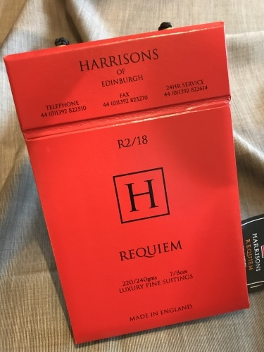 2019 春夏の新着!「HARRISONS OF EDINBURGH」 編_c0177259_20280186.jpeg