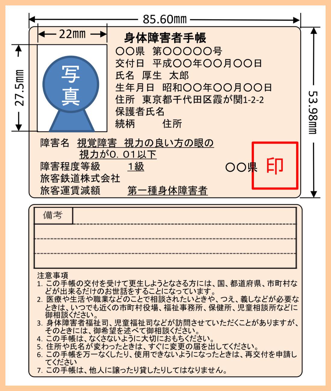 障害者手帳のカード化について_d0070316_20322820.jpg