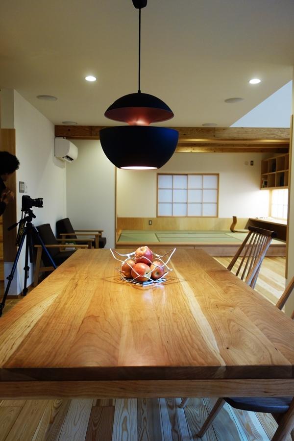 荒川の家Ⅱ(完成見学会終了)_b0142417_14025018.jpg