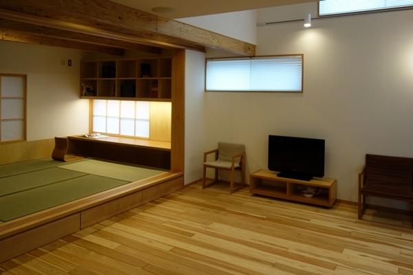 荒川の家Ⅱ(完成見学会終了)_b0142417_14025084.jpg