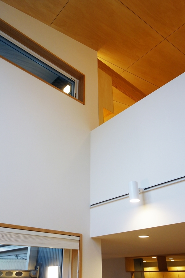 荒川の家Ⅱ(完成見学会終了)_b0142417_14042669.jpg