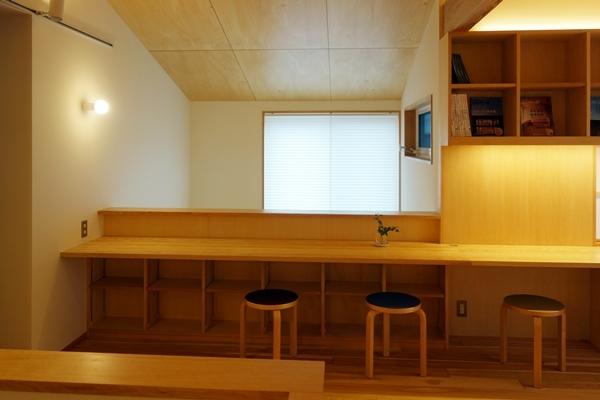 荒川の家Ⅱ(完成見学会終了)_b0142417_14042741.jpg