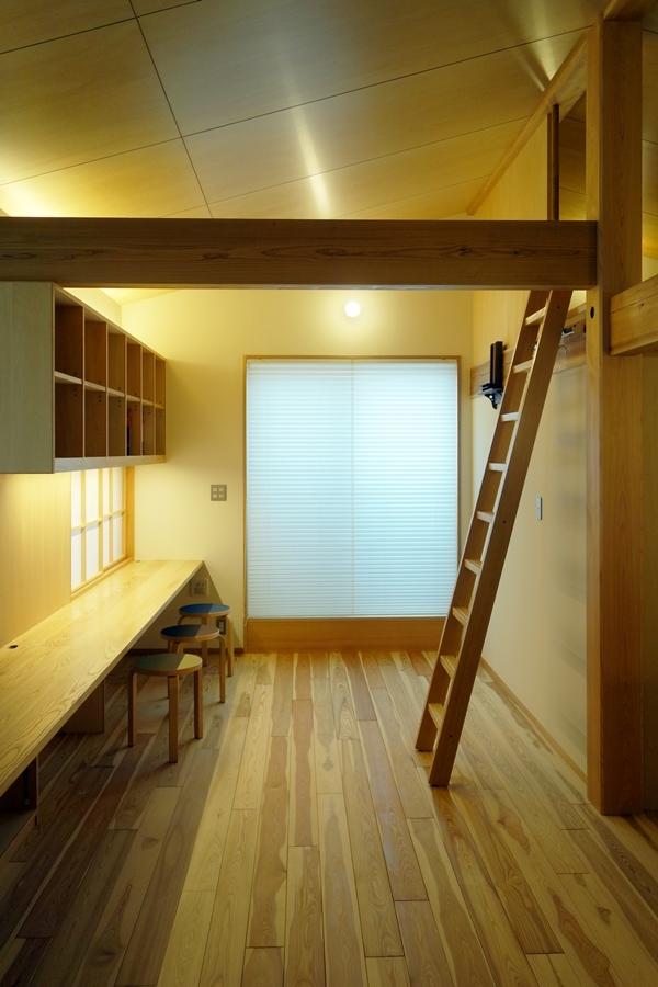 荒川の家Ⅱ(完成見学会終了)_b0142417_14054072.jpg