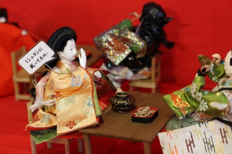 稲武は現在、旧暦のひな祭り!_b0220318_09095673.jpg