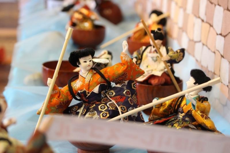 稲武は現在、旧暦のひな祭り!_b0220318_09100313.jpg