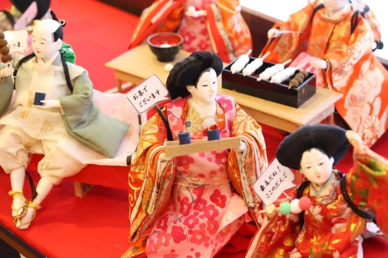 稲武は現在、旧暦のひな祭り!_b0220318_09102786.jpg