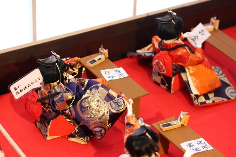 稲武は現在、旧暦のひな祭り!_b0220318_09103545.jpg