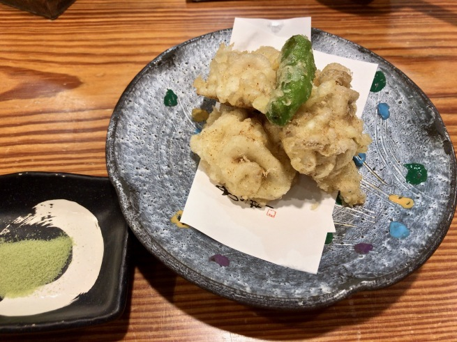 上品な海鮮丼。──「割烹 むら井」(金沢の旅 その14)_d0352022_15171173.jpg