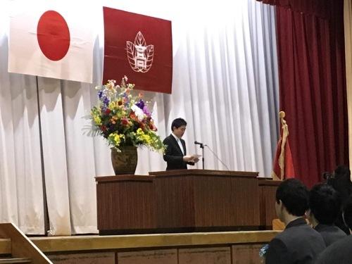 『高校の卒業式』_f0259324_10500385.jpg