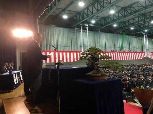 『高校の卒業式』_f0259324_10500587.jpg