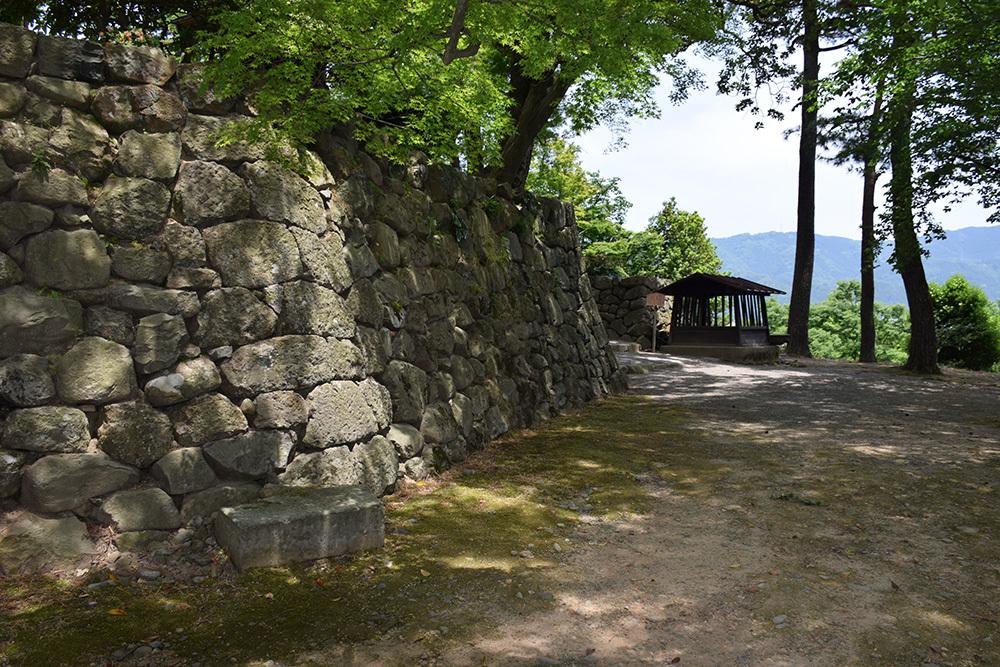 日本最古の現存天守、丸岡城を訪ねて。 その3 <本丸>_e0158128_10223249.jpg
