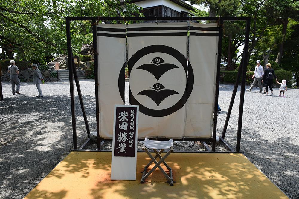 日本最古の現存天守、丸岡城を訪ねて。 その3 <本丸>_e0158128_10282670.jpg