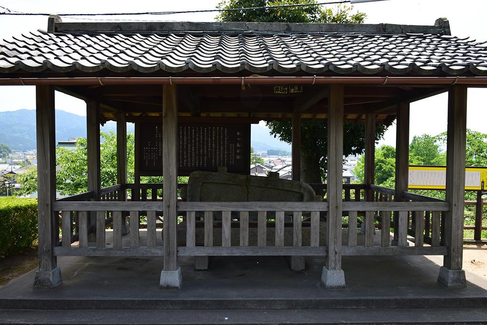 日本最古の現存天守、丸岡城を訪ねて。 その3 <本丸>_e0158128_10320513.jpg