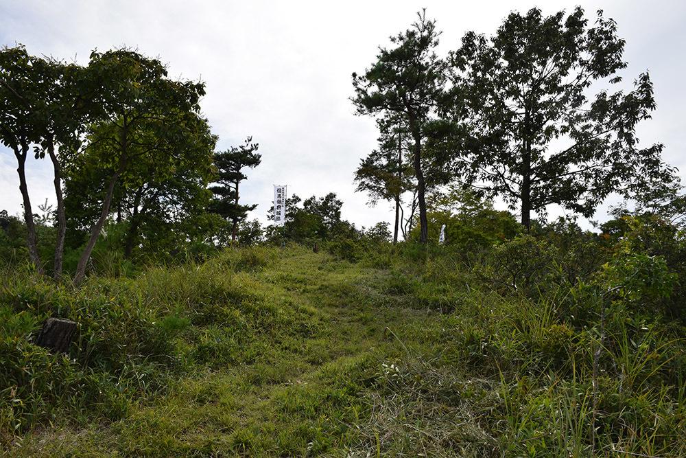 越前朝倉氏発祥の地、但馬朝倉城跡を訪ねて。_e0158128_20510718.jpg
