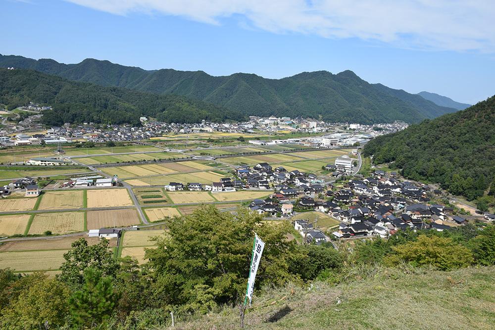 越前朝倉氏発祥の地、但馬朝倉城跡を訪ねて。_e0158128_21031986.jpg