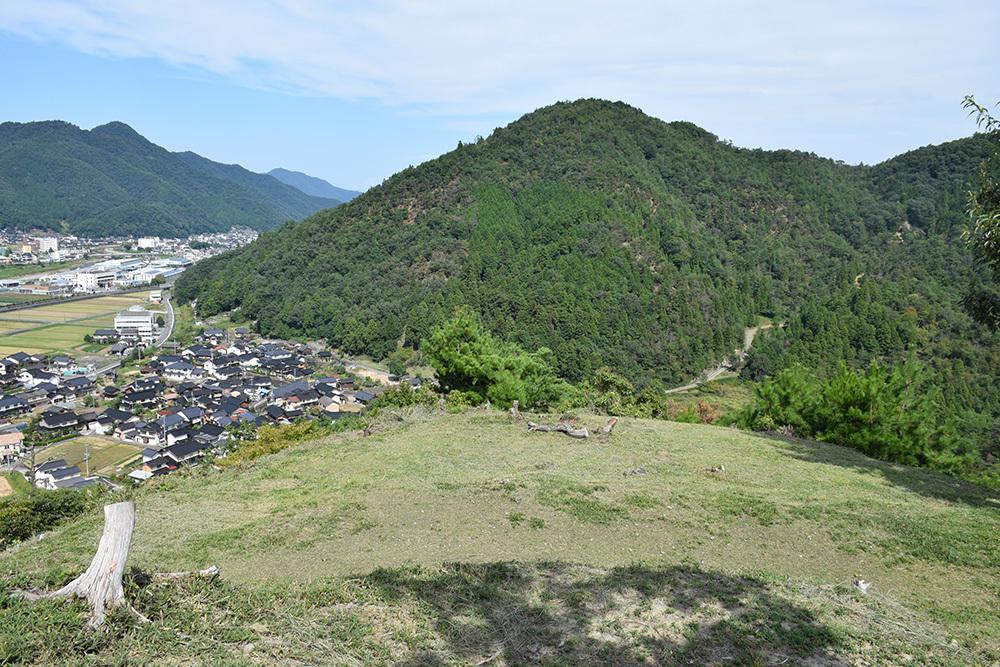 越前朝倉氏発祥の地、但馬朝倉城跡を訪ねて。_e0158128_21032310.jpg