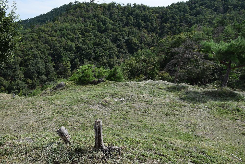 越前朝倉氏発祥の地、但馬朝倉城跡を訪ねて。_e0158128_21053918.jpg