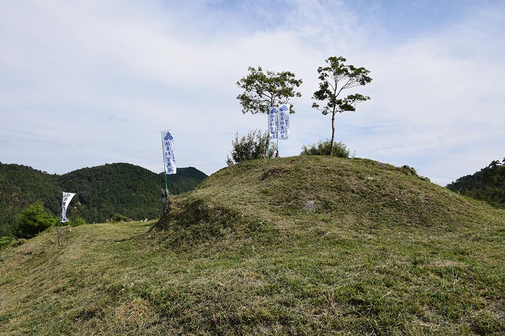 越前朝倉氏発祥の地、但馬朝倉城跡を訪ねて。_e0158128_21134059.jpg