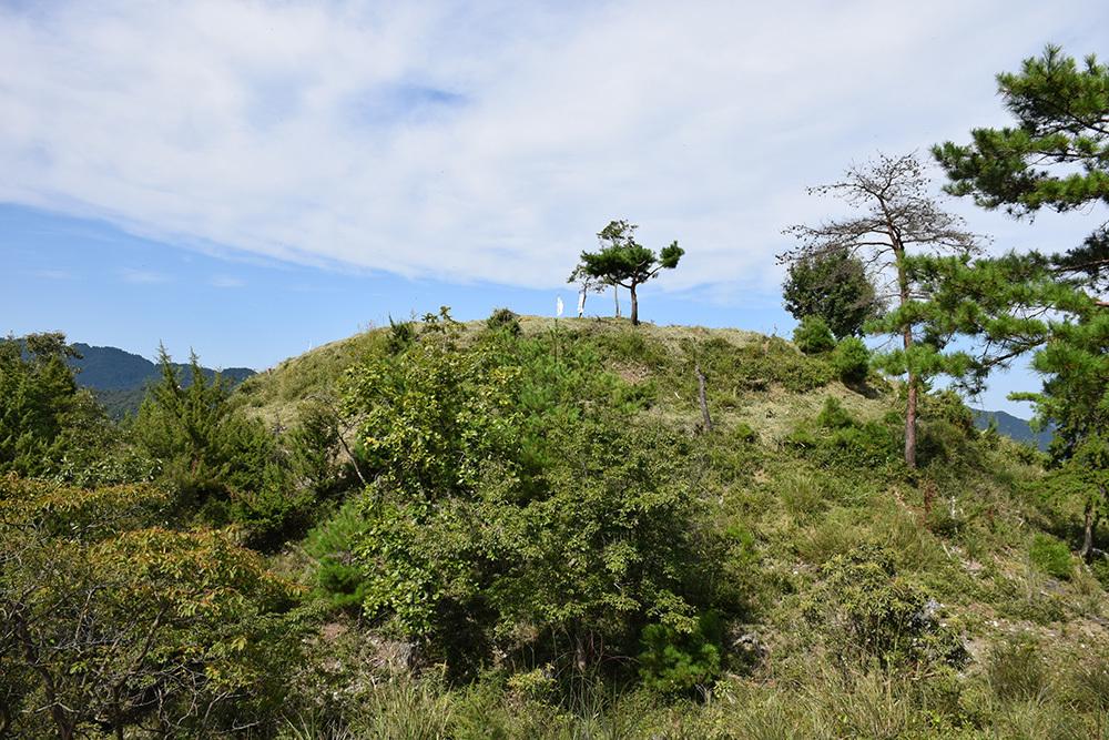 越前朝倉氏発祥の地、但馬朝倉城跡を訪ねて。_e0158128_21135031.jpg