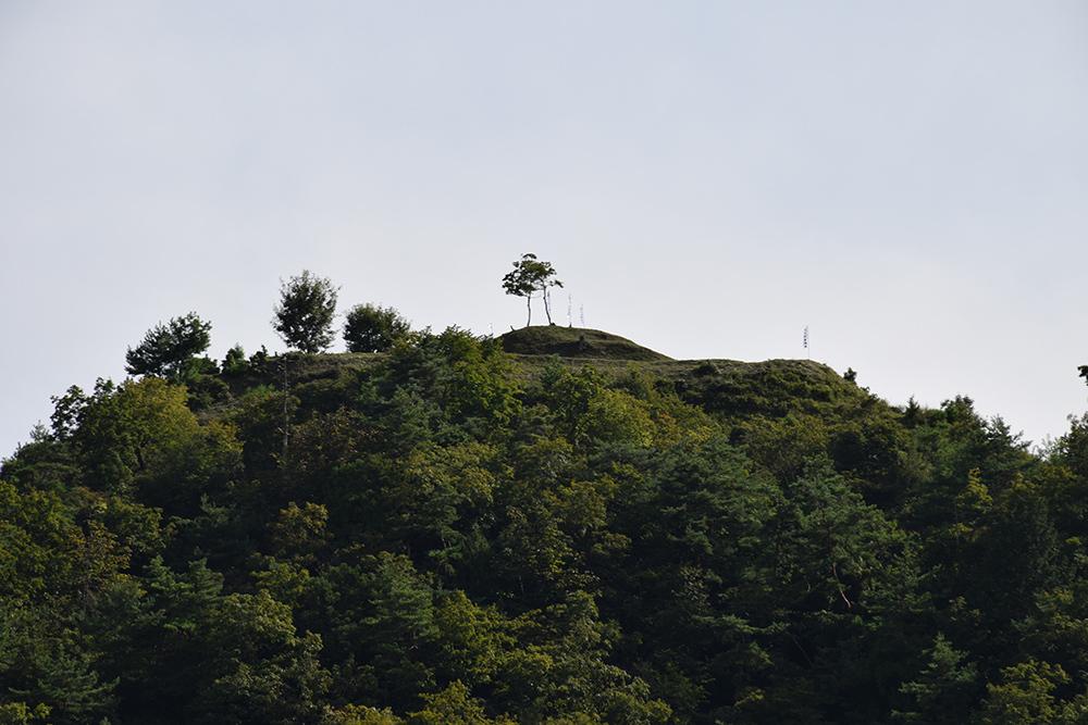 越前朝倉氏発祥の地、但馬朝倉城跡を訪ねて。_e0158128_21154202.jpg