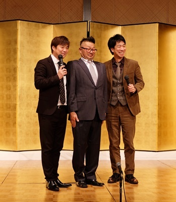 梅と御朱印と大阪場所山響部屋激励会と♪_b0194861_13160885.jpg