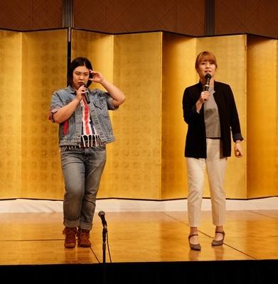 梅と御朱印と大阪場所山響部屋激励会と♪_b0194861_13163847.jpg