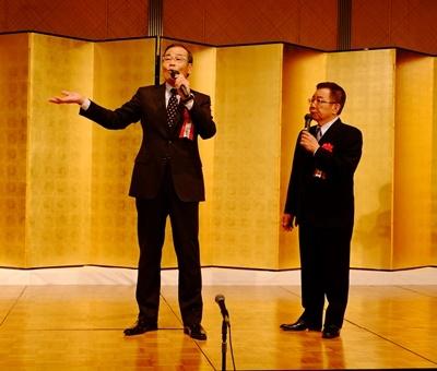梅と御朱印と大阪場所山響部屋激励会と♪_b0194861_13553517.jpg