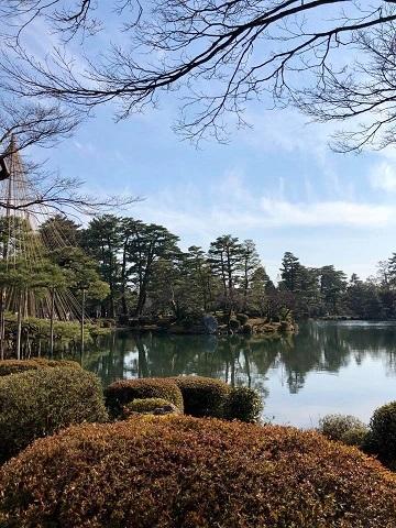 金沢の旅①~どこから観ても完璧の美「兼六園」_e0078071_19435647.jpg