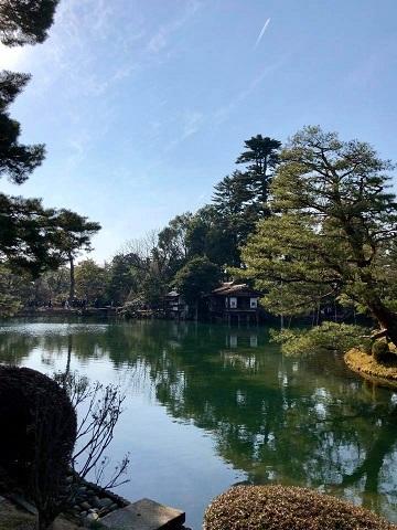 金沢の旅①~どこから観ても完璧の美「兼六園」_e0078071_19441776.jpg