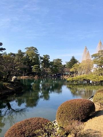 金沢の旅①~どこから観ても完璧の美「兼六園」_e0078071_19443170.jpg