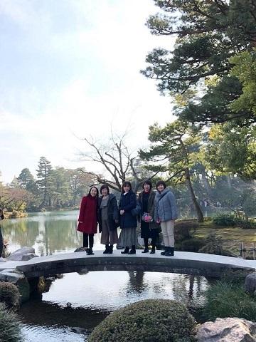 金沢の旅①~どこから観ても完璧の美「兼六園」_e0078071_19472231.jpg