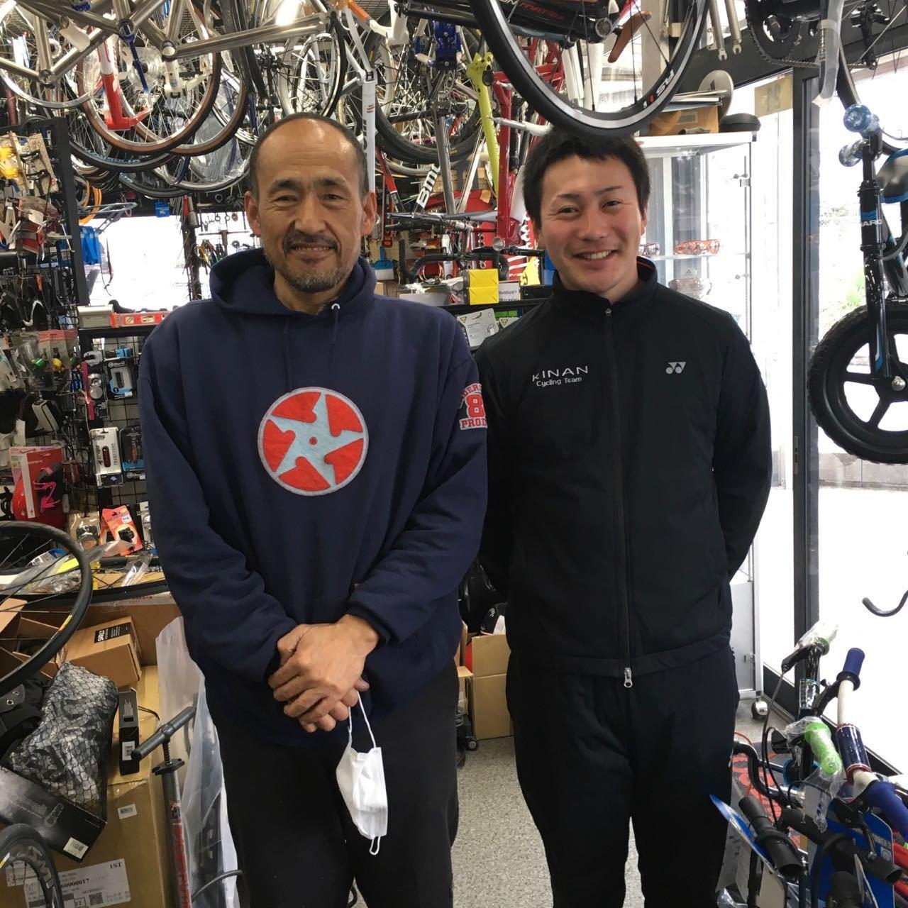 2019.03.03「キナンサイクリングチーム」_c0197974_05571933.jpg
