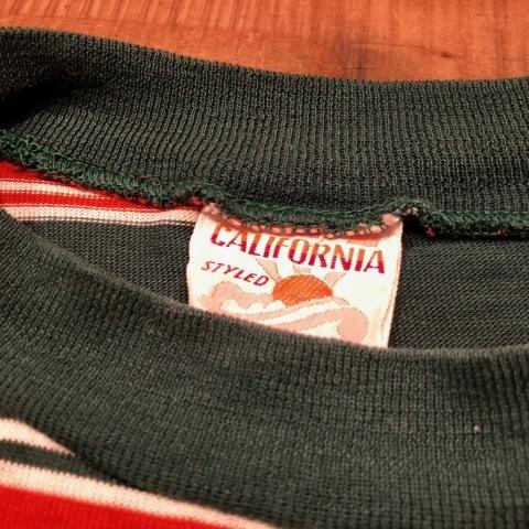 """1980s \"""" Patagonia - MADE IN U.S.A - \"""" VINTAGE raglan-sleeve FLEECE JACKET - 80s デカタグ - ._d0172088_20474041.jpg"""