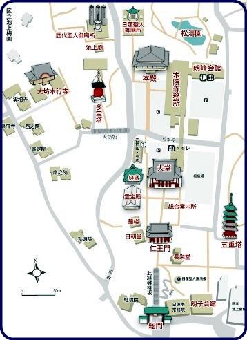 池上本門寺と池上梅園へ_c0051105_16062691.jpg
