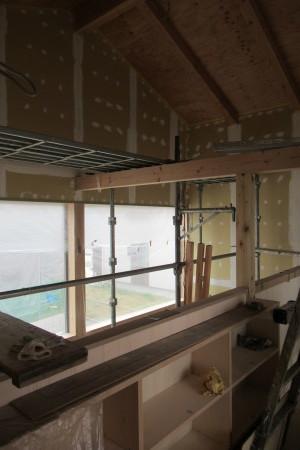 「飛香台の家」キッチン据付_b0179213_19261396.jpg