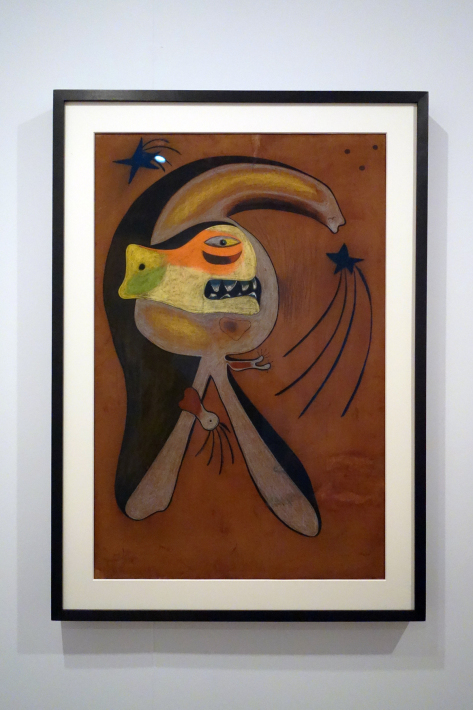 ミロ美術館 Fundació Joan Miró フニクラ Funicular De Montjuic モンジュイックの丘 2018年9月 バルセロナの旅(15)_f0117059_12322909.jpg