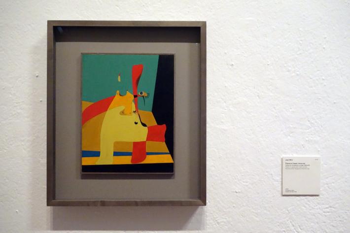 ミロ美術館 Fundació Joan Miró フニクラ Funicular De Montjuic モンジュイックの丘 2018年9月 バルセロナの旅(15)_f0117059_12323924.jpg