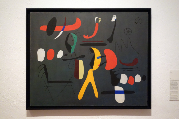 ミロ美術館 Fundació Joan Miró フニクラ Funicular De Montjuic モンジュイックの丘 2018年9月 バルセロナの旅(15)_f0117059_12324924.jpg