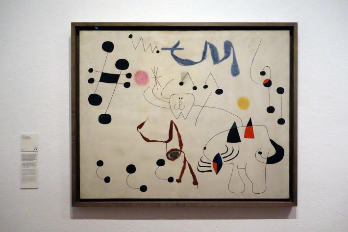 ミロ美術館 Fundació Joan Miró フニクラ Funicular De Montjuic モンジュイックの丘 2018年9月 バルセロナの旅(15)_f0117059_12325363.jpg