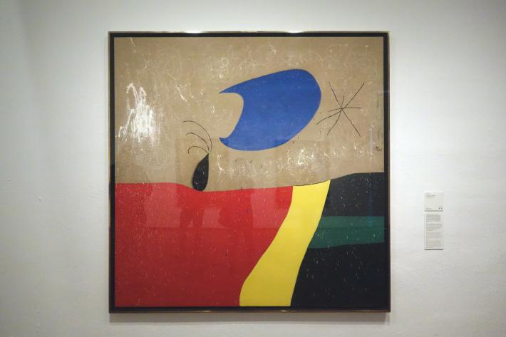 ミロ美術館 Fundació Joan Miró フニクラ Funicular De Montjuic モンジュイックの丘 2018年9月 バルセロナの旅(15)_f0117059_12330333.jpg