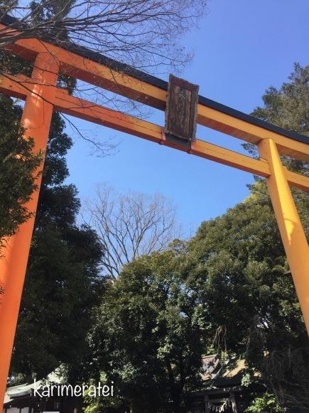 吉方位で、川越氷川神社へ。_b0374171_12541503.jpeg