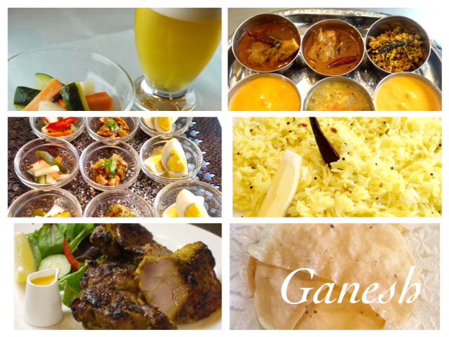 3月のおすすめメニュー「オイスターマサラ」と「各種コース料理」_e0145685_18282033.jpg