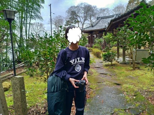 2019早春の京都と大津をめぐる (4) 京都東山の山頂、将軍塚に登る。_f0100593_08523061.jpg