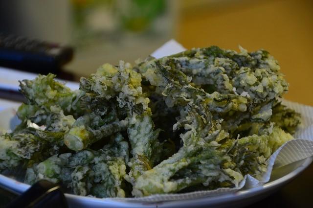 2015.04. 山菜料理のおもてなし_c0124100_16515472.jpg