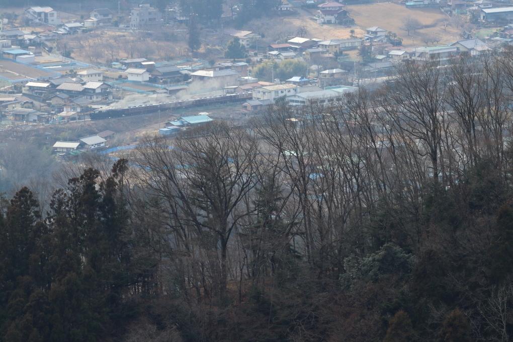 冬枯れの山の向こう側 - 2019年冬・秩父 -_b0190710_23225494.jpg