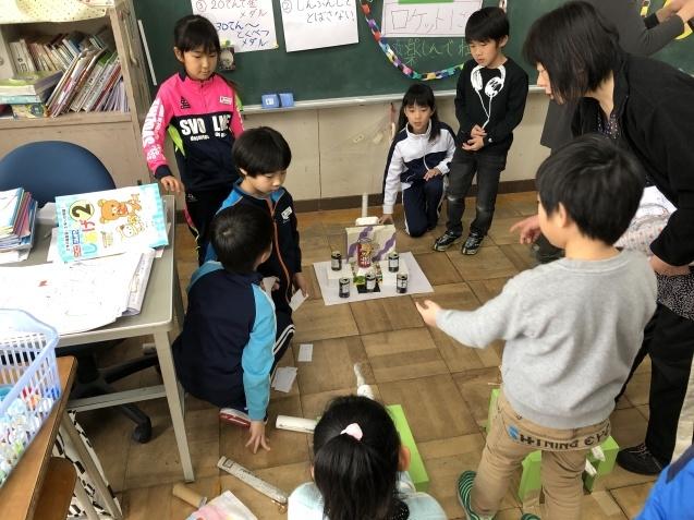 2年 手づくりおもちゃ大会  1年生をご招待_d0382316_15212637.jpeg