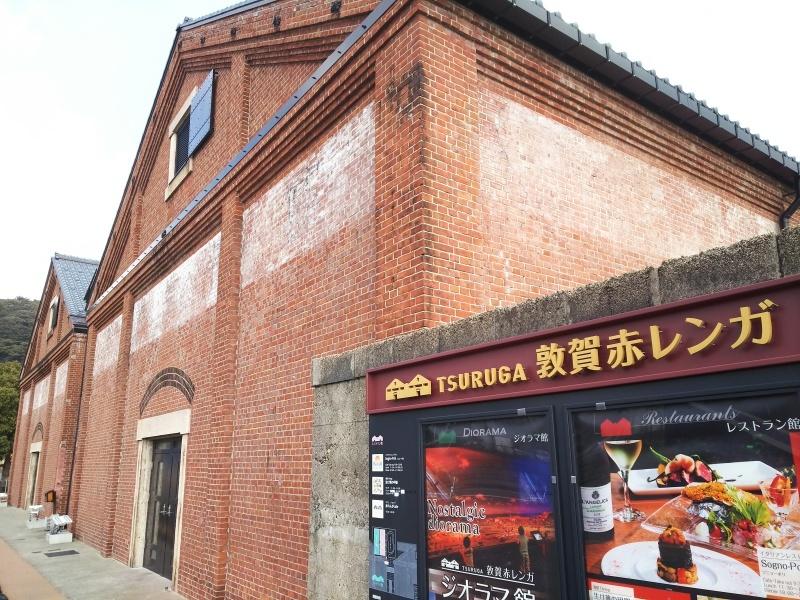 敦賀赤レンガ倉庫で蟹のランチ&カフェ_e0305834_18032150.jpg